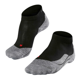 Falke RU4 Short Running Socks Men grey/black
